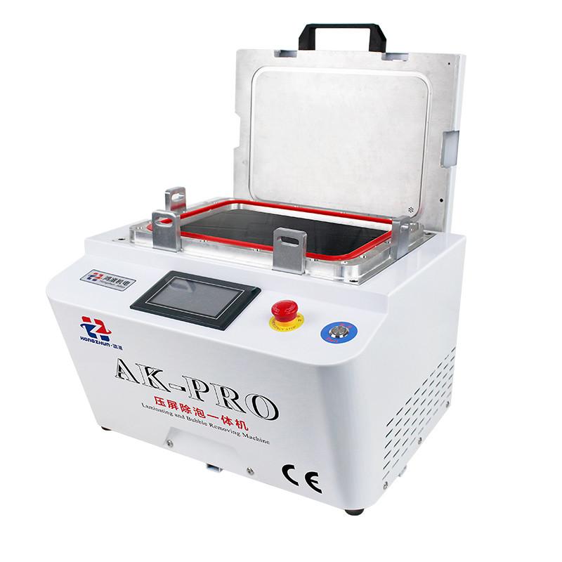 AK Pro Vacuum Oca Lamination Machine Laminating Flat Lcd Screen Video