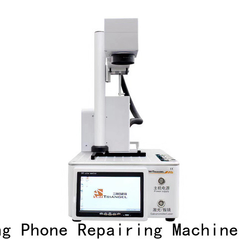 Muqing factory price laser machine for mobile repairing factory for sale