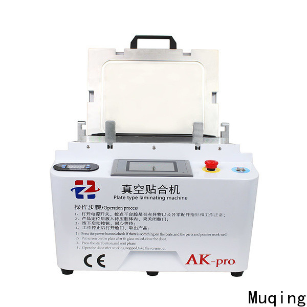 Muqing oca vacuum laminating machine factory for phone repairing