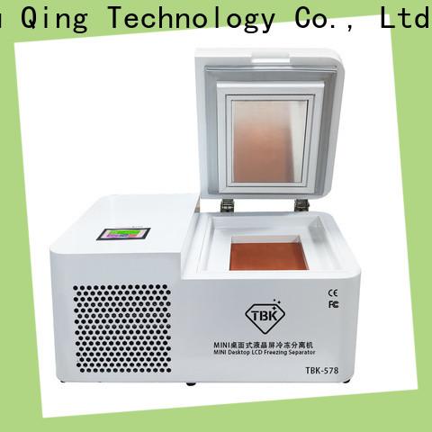 Muqing freezing separator machine factory for phone repairing