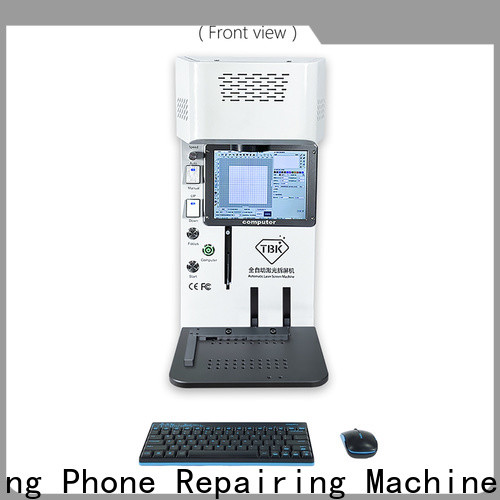 Muqing factory price mobile phone laser machine manufacturers for business