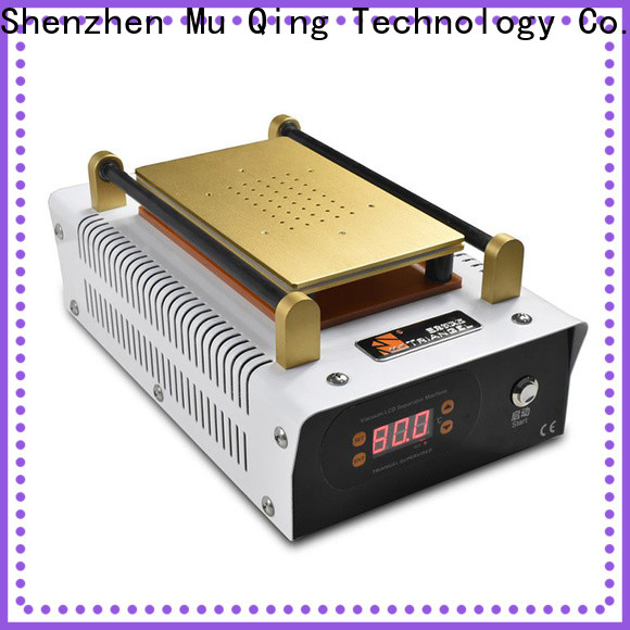 automatic lcd separator company for phone