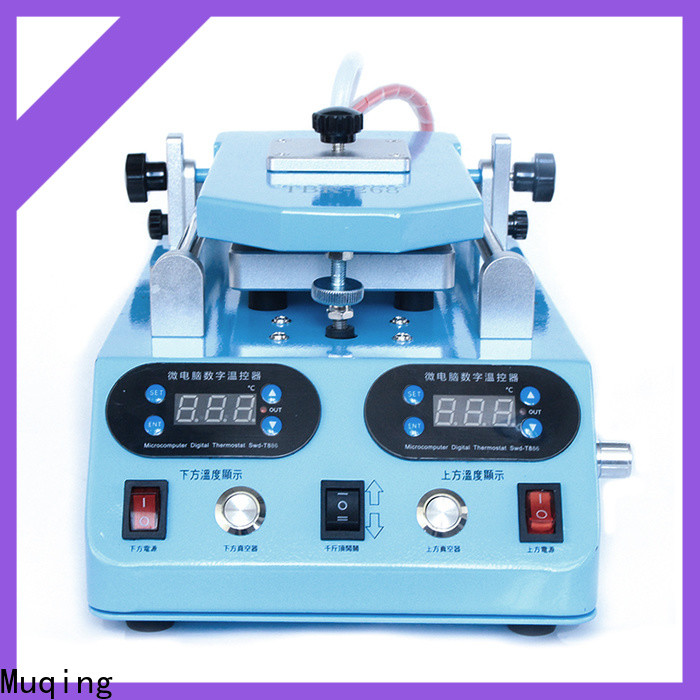 Muqing lcd separator suppliers for phone