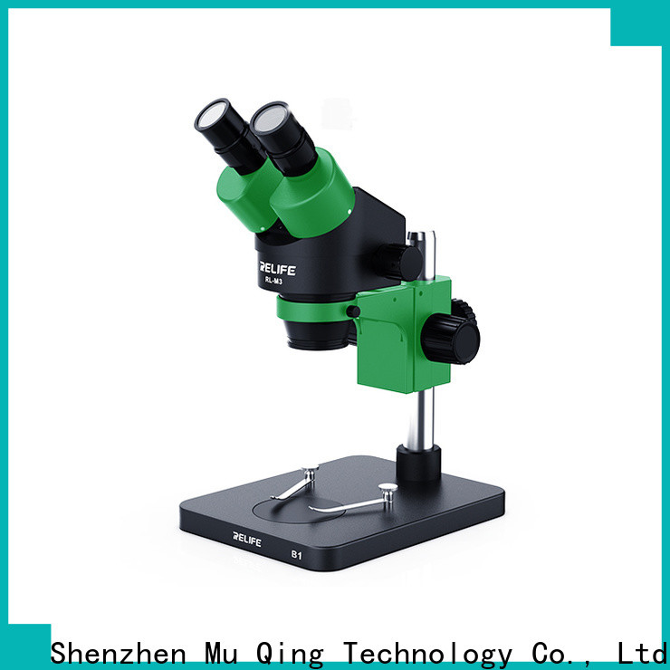 Muqing good selling microscope manufacturer manufacturers for phone