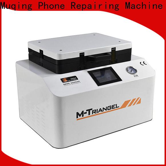 Muqing compressor oca lamination machine manufacturers for sale