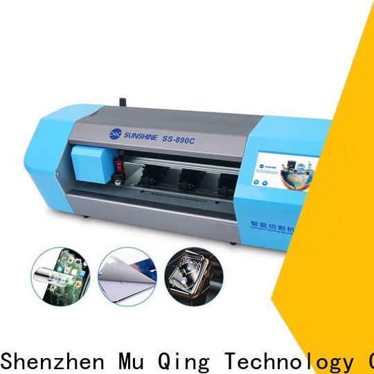 Muqing screen protector cutting machine manufacturers for sale