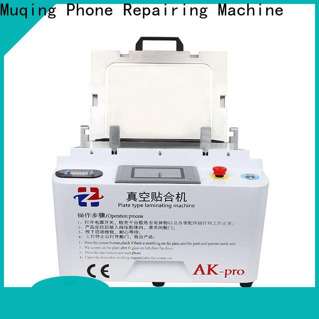 Muqing oca lamination machine company for business