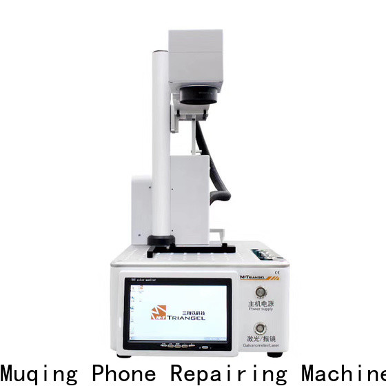Muqing wholesale mobile phone laser machine company for business