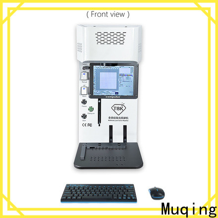 Muqing top mobile phone laser machine suppliers for business