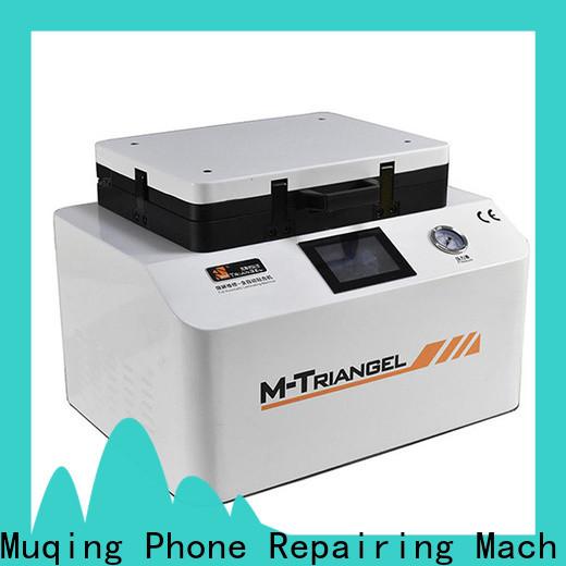 Muqing oca lamination machine factory for business
