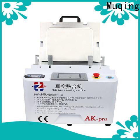 Muqing oca lamination machine factory for phone repairing