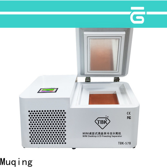 Muqing top lcd freezing separator machine supply for business