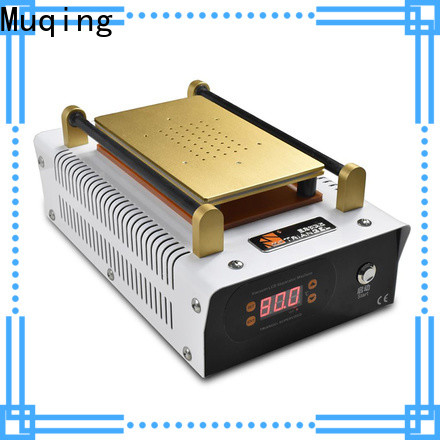 Muqing best lcd separator machine factory for sale