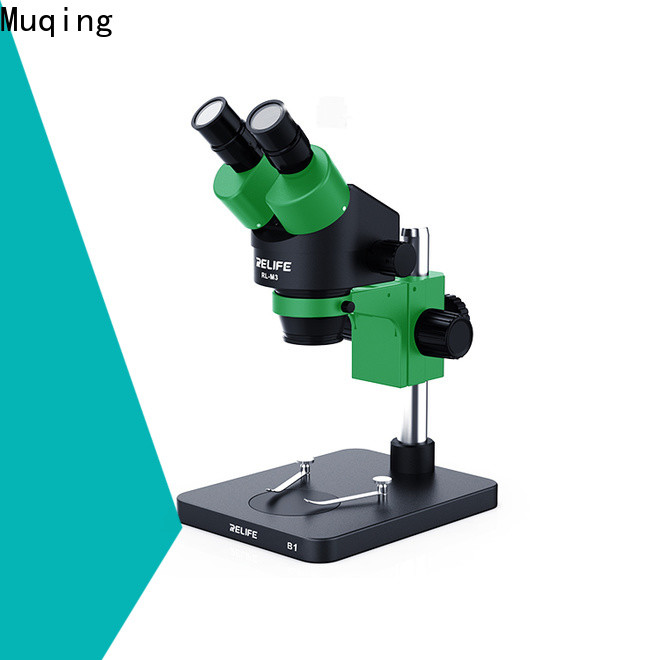 Muqing microscope supply for sale