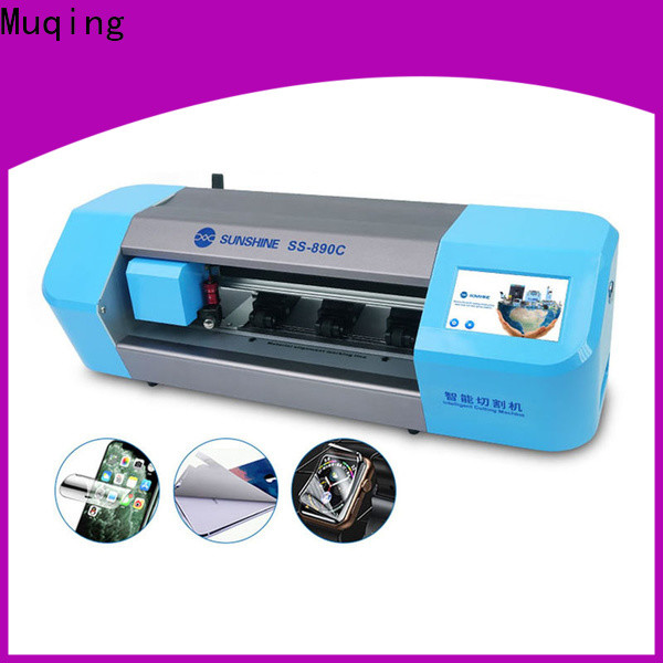 top screen protector cutting machine supply for business