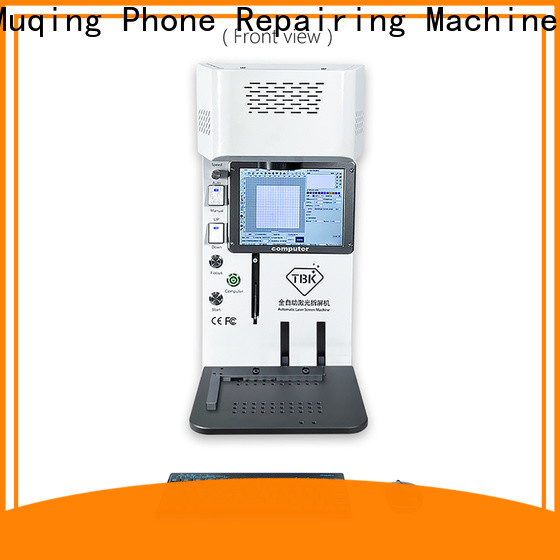 Muqing mobile laser machine manufacturers for sale