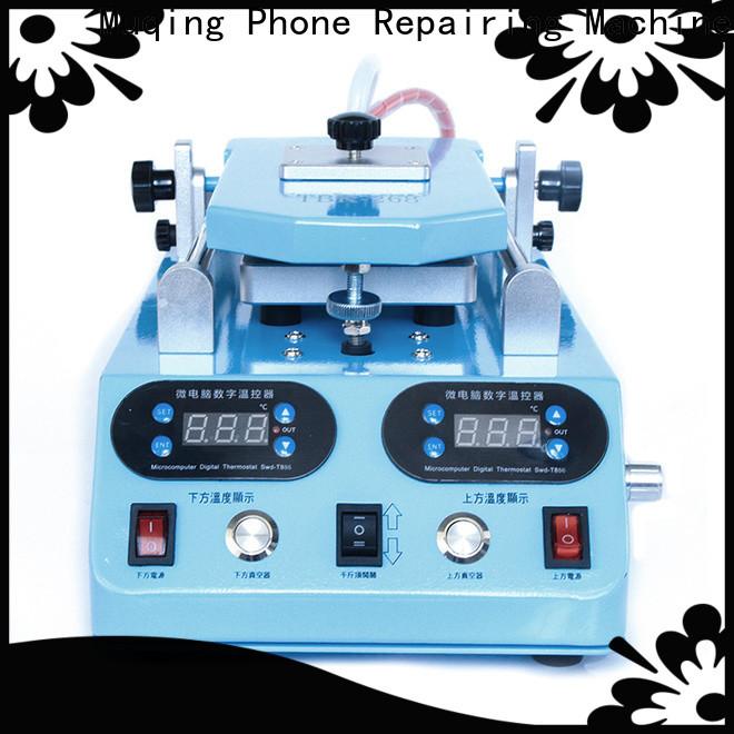 Muqing lcd separator machine company for phone repairing