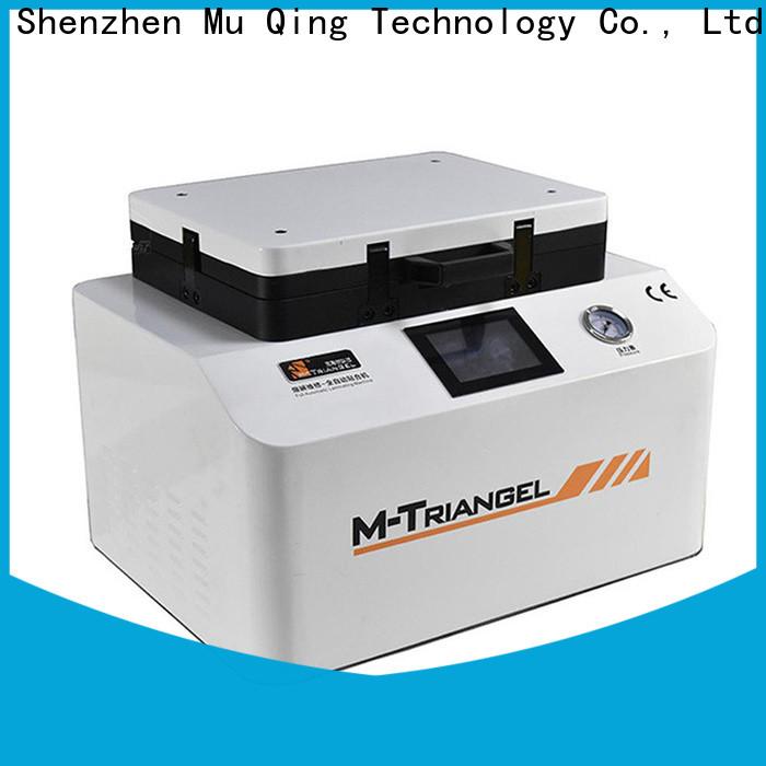 Muqing superior quality oca vacuum laminating machine company for sale