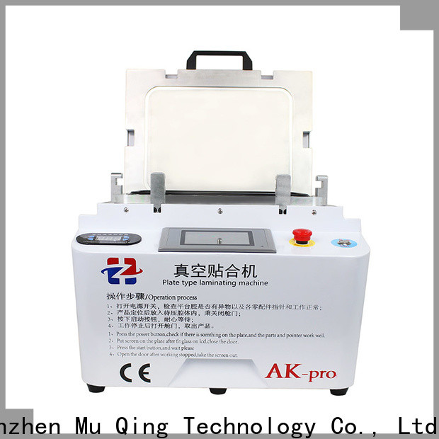 Muqing fast delivery oca laminating machine company for business