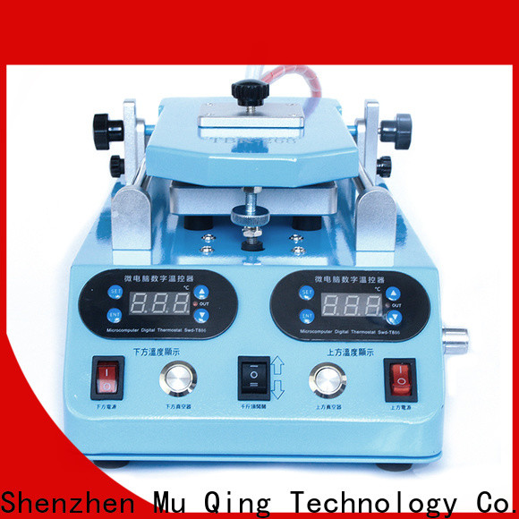 Muqing lcd separator machine manufacturers for phone