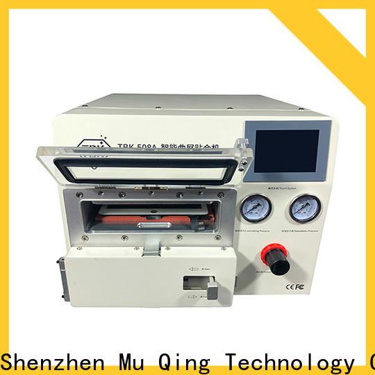 Muqing oca laminating machine company for phone repairing