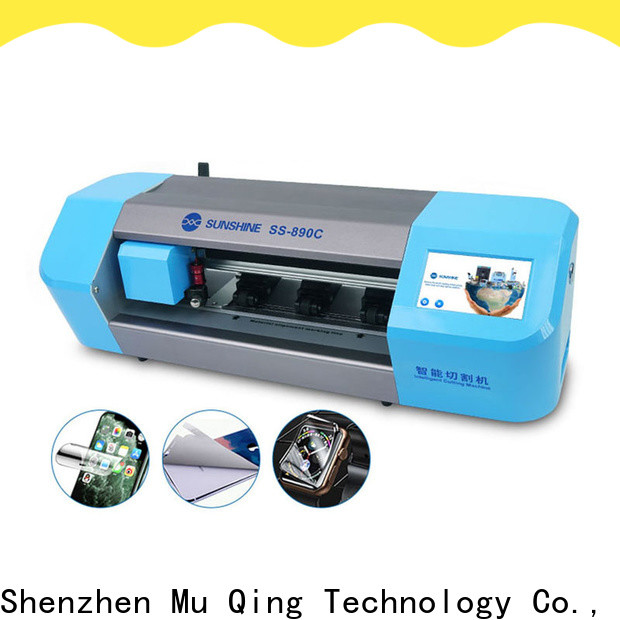 auto mobile screen protector cutting machine suppliers for business