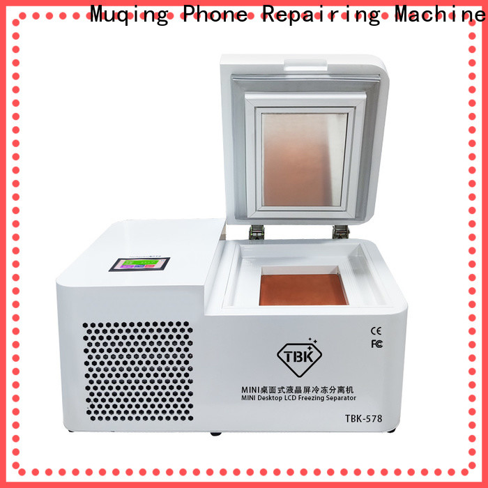 Muqing lcd freezing separator machine supply for business