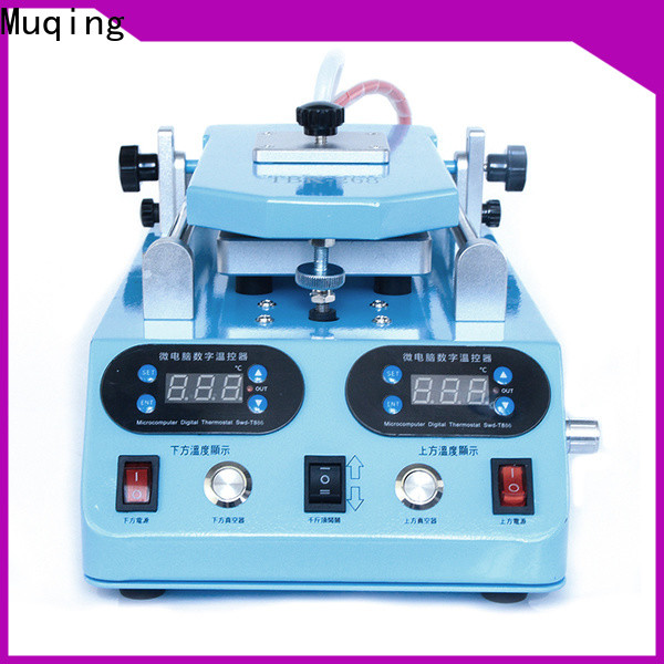 Muqing automatic best lcd separator machine suppliers for phone repairing