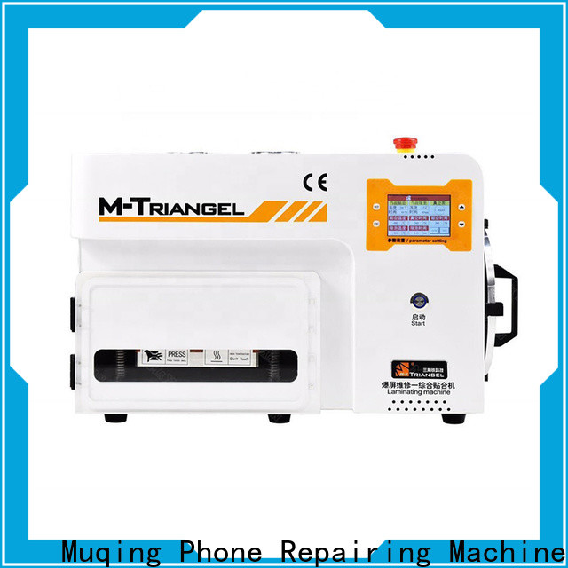 best best oca lamination machine bubble remover for business
