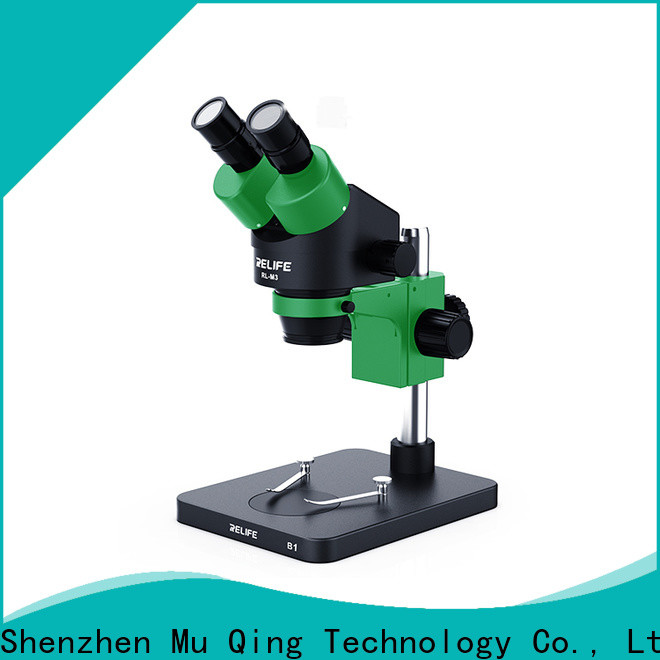 Muqing relife microscope manufacturer supply for business