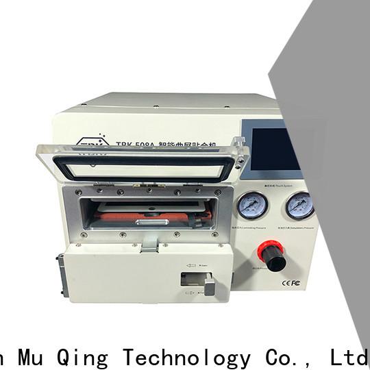Muqing best best oca lamination machine suppliers for phone