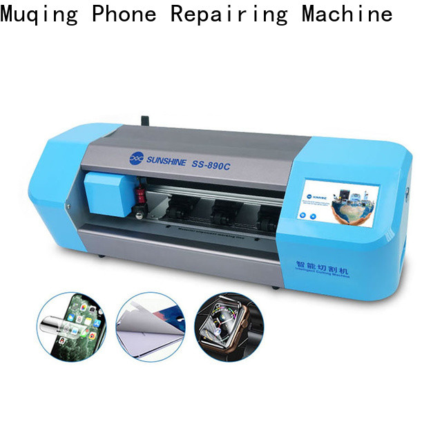 best screen protector cutting machine company for business