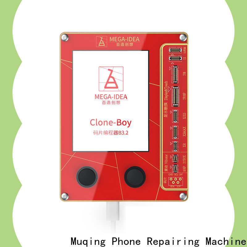 Muqing phone repair tool suppliers for phone repairing