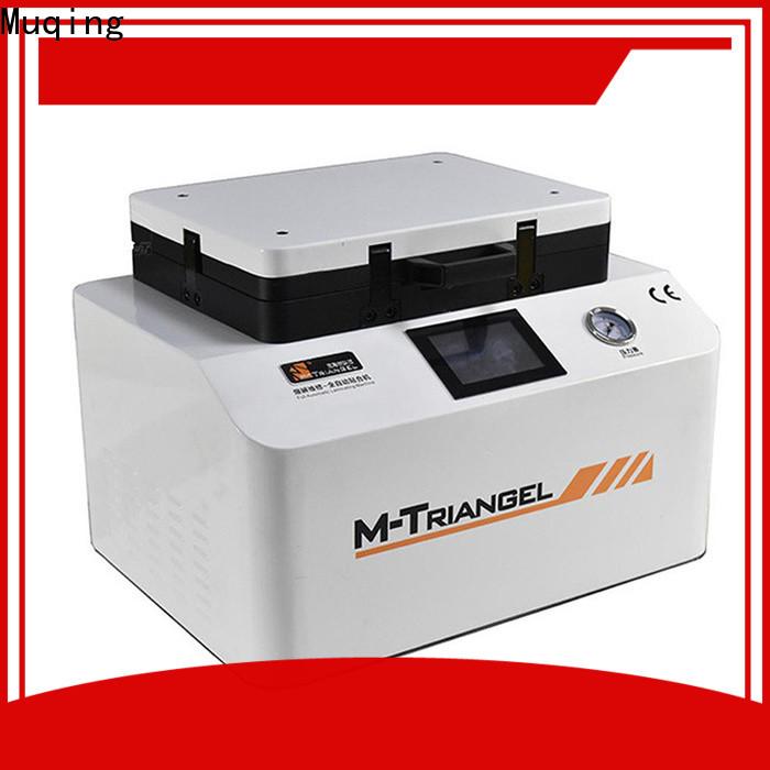 Muqing oca lamination machine supply for phone